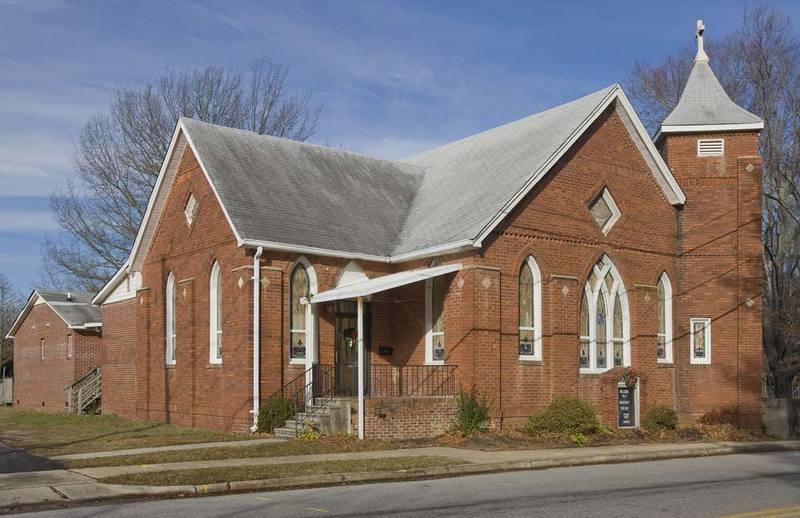 Saint James African Methodist Episcopal Church, 2009