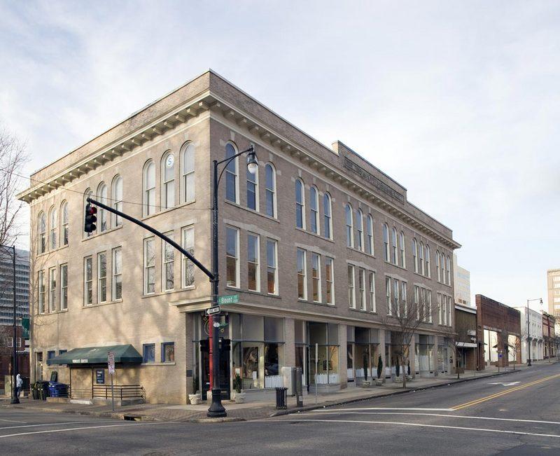 Montague Building, 2009