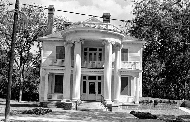Tucker House, 1977
