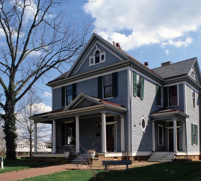 Montgomery House, 1980s