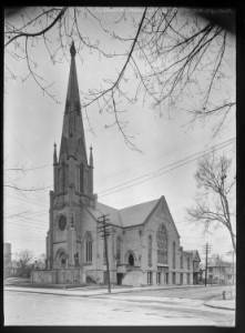 First Baptist Church, 1900-1930s