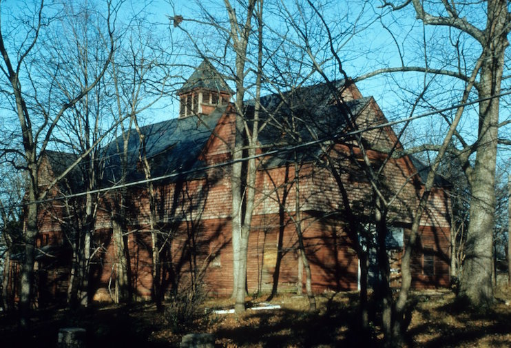 Tucker Carriage House, 1978