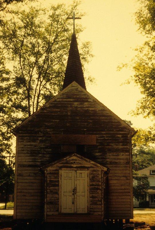Mordecai Chapel, 1847
