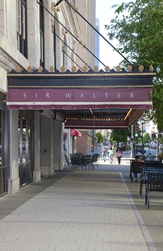 Sir Walter Hotel, 2010