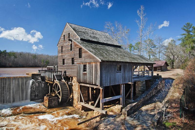 Yates Mill, 2010