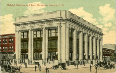 Raleigh Banking and Trust Company, 1913