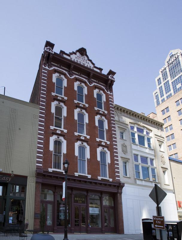 Briggs Hardware Building, 2009