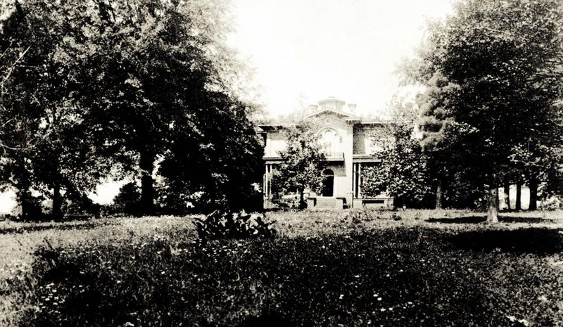 The Boylan Mansion (Montfort Hall), c.1900
