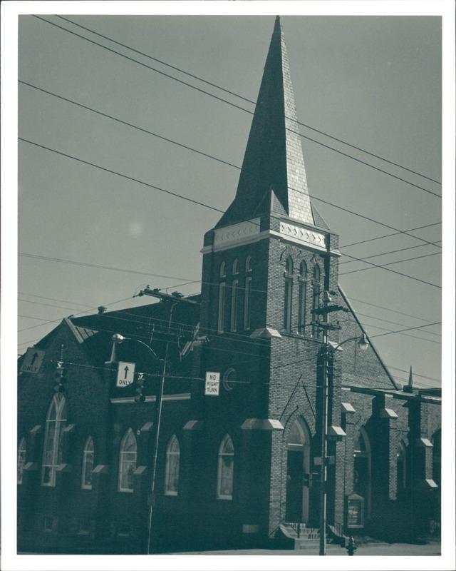 First Baptist Church, date unknown