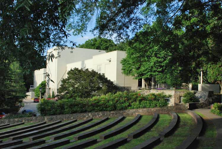 Raleigh Little Theatre Amphitheater, 2008