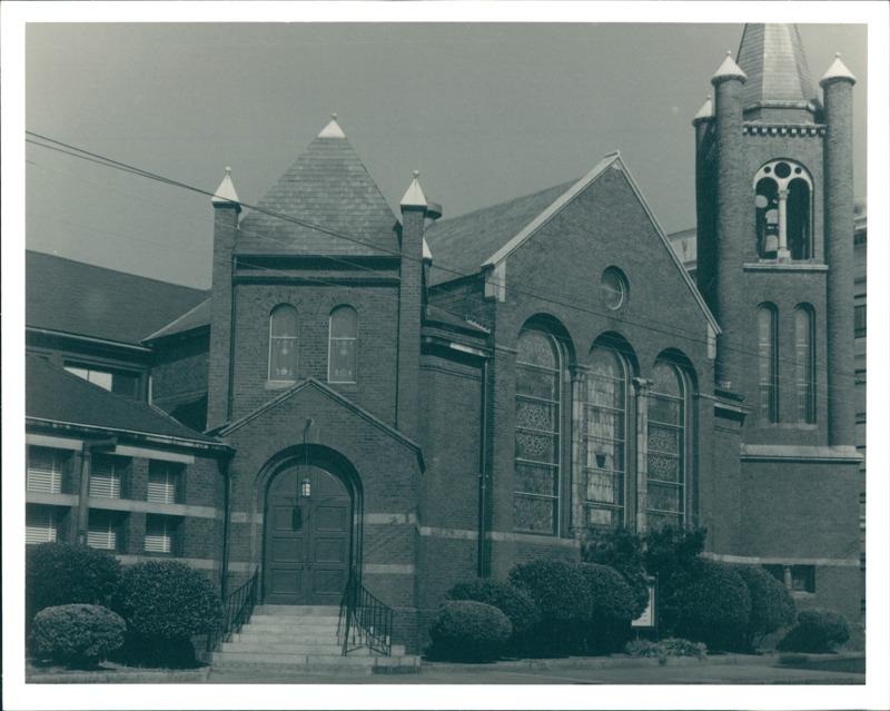 First Presbyterian Church, date unknown