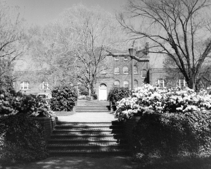Holladay Hall, circa 1970 to 1979