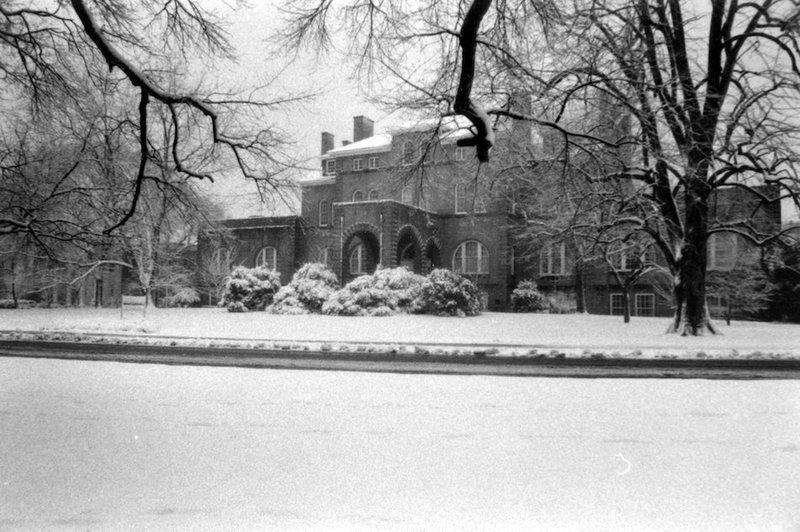 Holladay Hall, circa 1960 to 1969