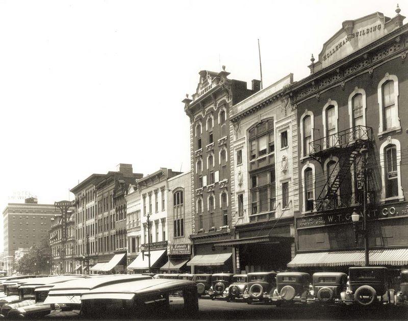 Briggs Hardware Building, 1932