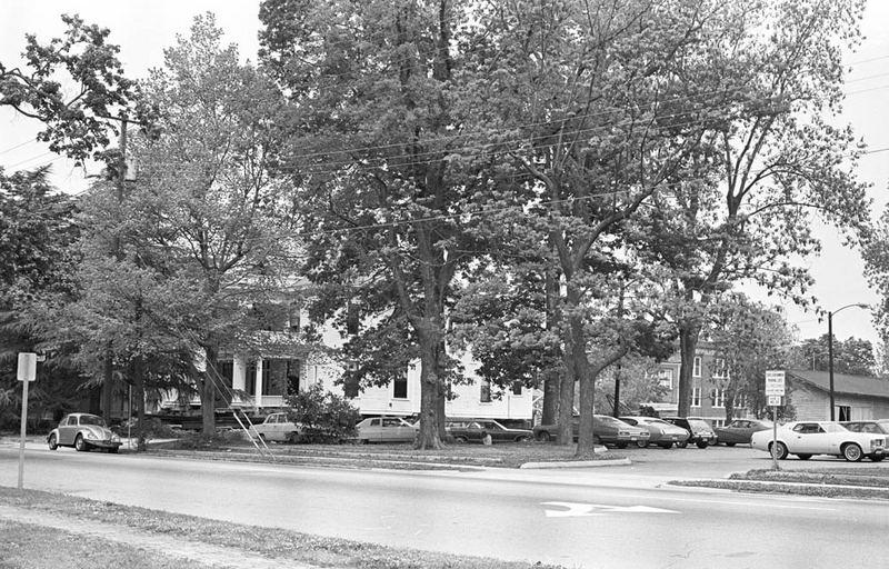 Tucker House, 1975