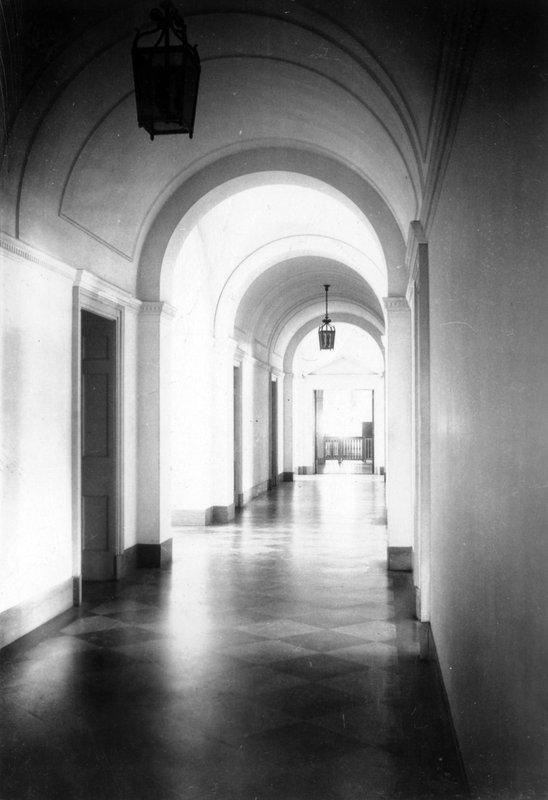 Holladay Hall, circa 1930 to 1939