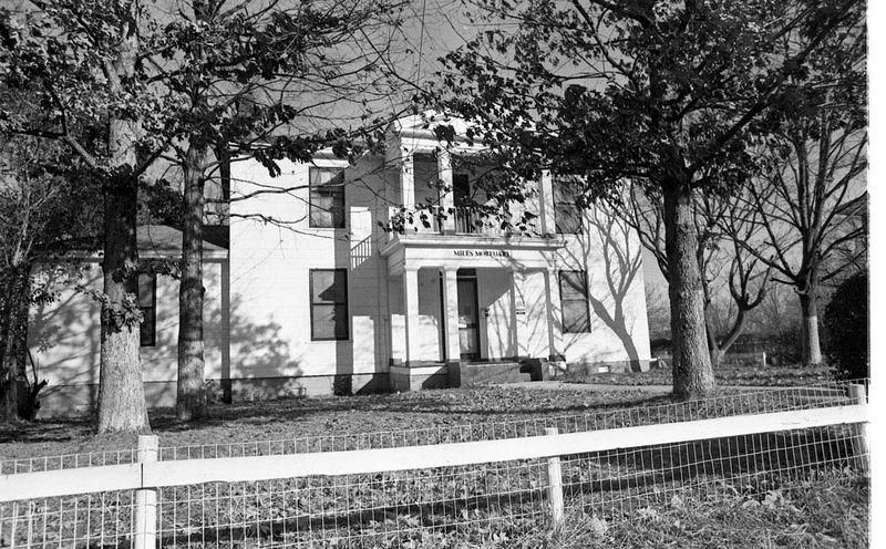 Henry Porter House, 1976