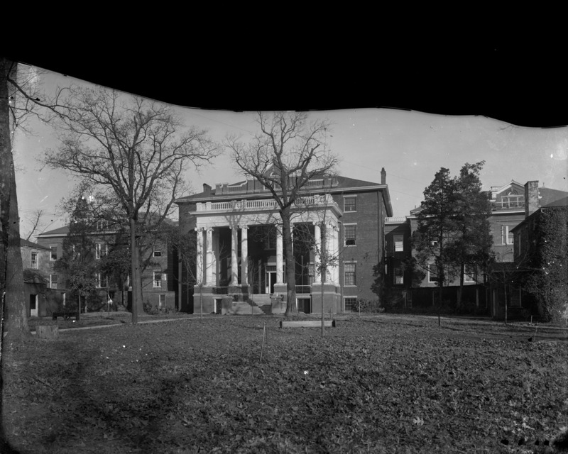 Smedes Hall, date unknown