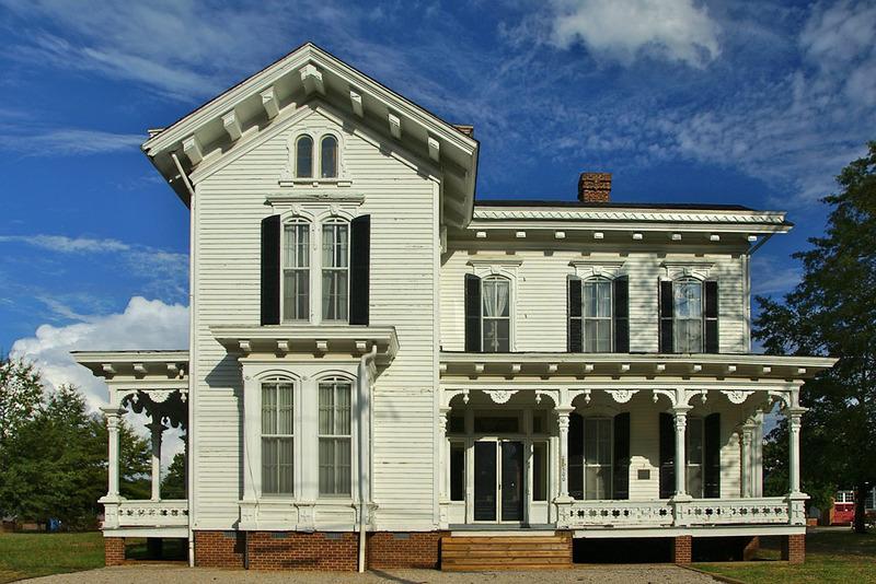 Merrimon-Wynne House, 2009.