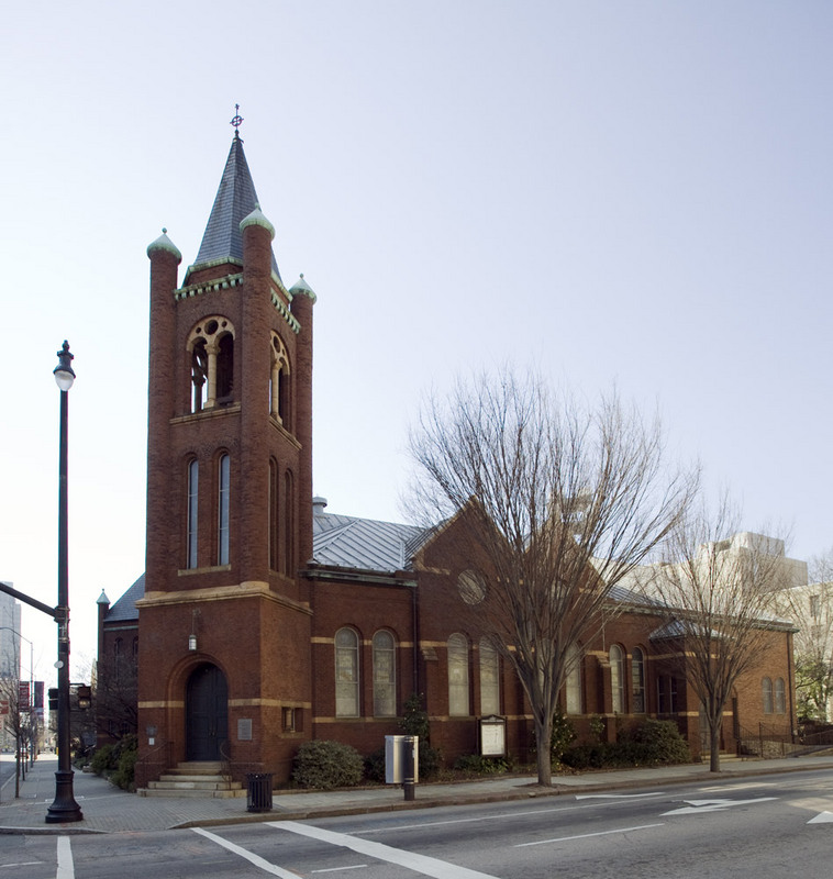 First Presbyterian Church, 2009