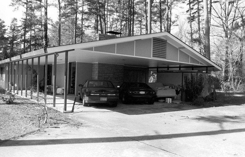 Paul and Elsie Stahl House, 2006