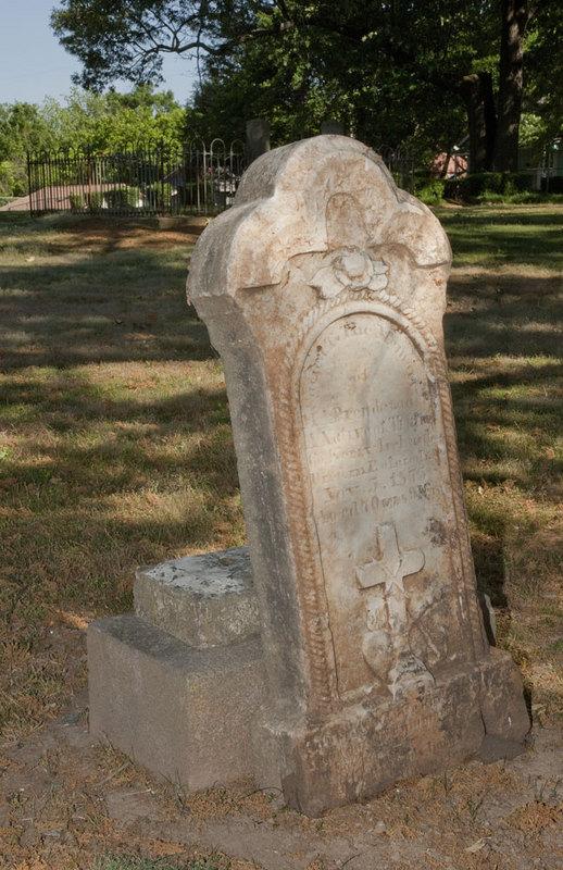 O'Rorke Cemetery, B. Fullington