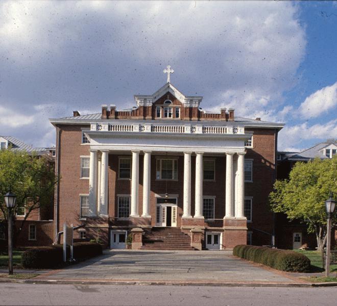 Smedes Hall, 1980