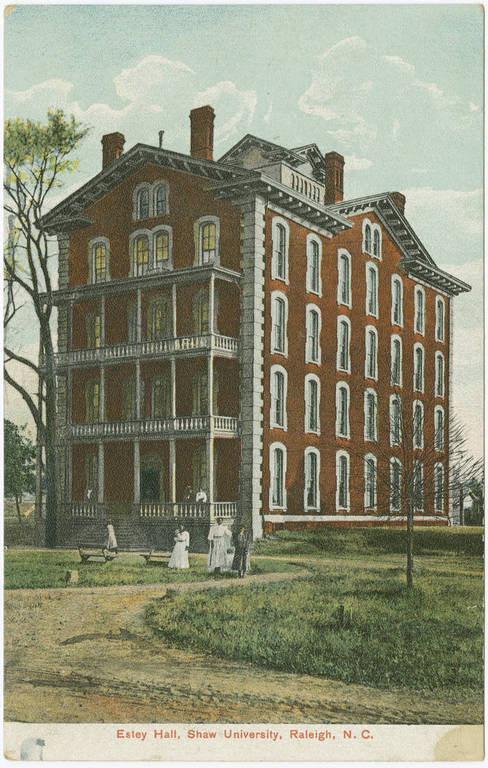 Estey Hall, date unknown