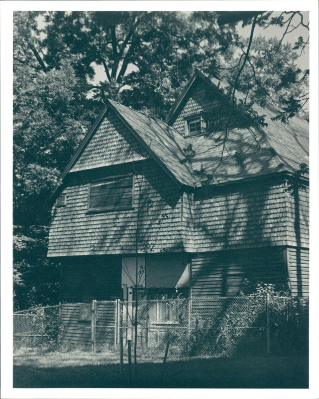 Tucker Carriage House, late 1970s