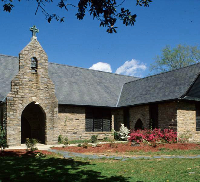 Chapel, St. Augustine College, 1980s