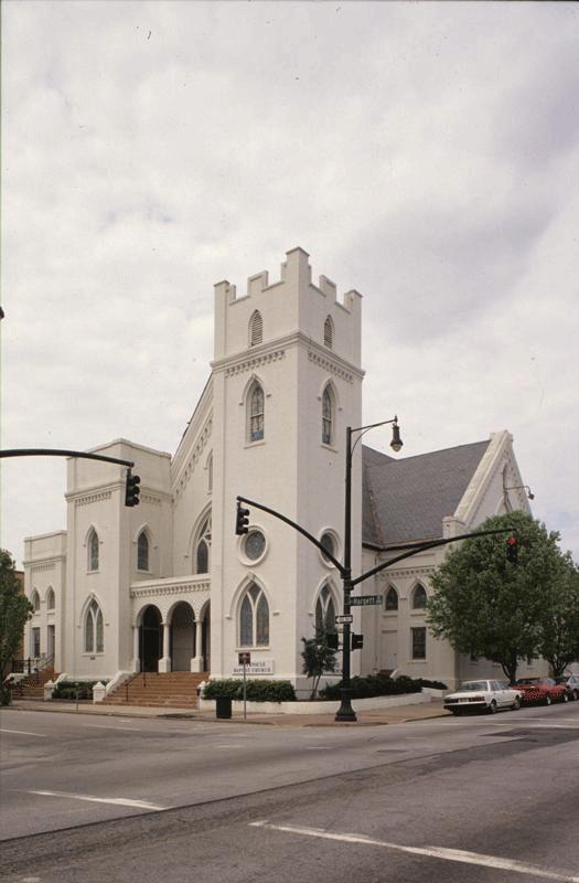 Tabernacle Baptist Church, 1980