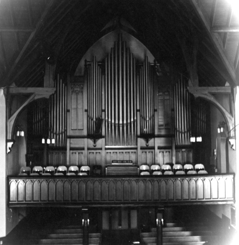 Christ Episcopal Church, 1965