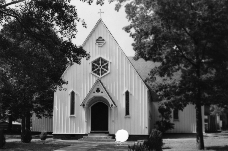 Chapel, St. Mary's School, date unknown