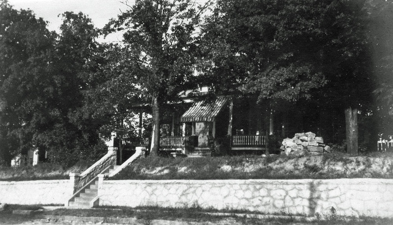 Heck-Pool House, 1920s