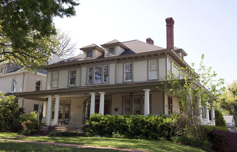 John W. Thompson House, 2009