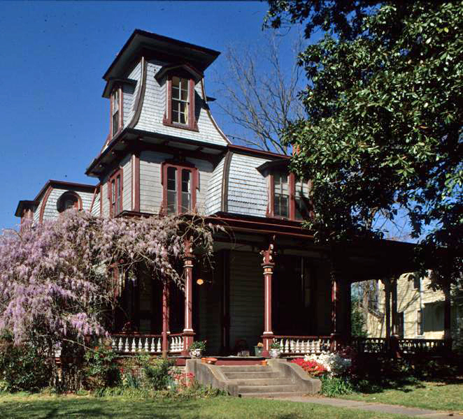 Heck-Lee House, 1980s