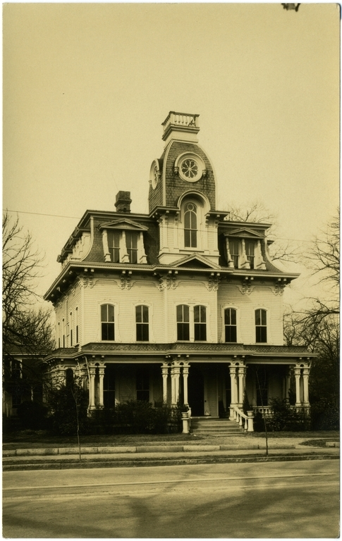 Heck-Andrews House, date unknown
