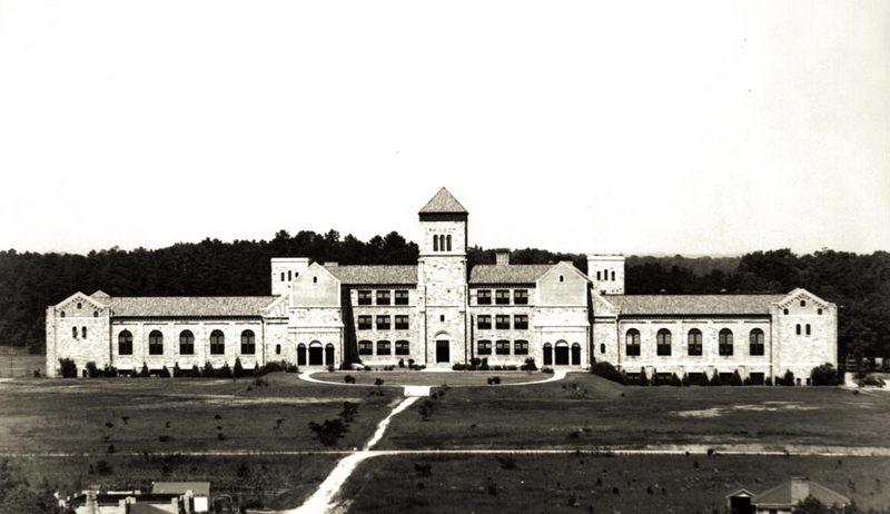 Needham B. Broughton High School, c.1936