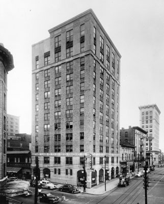 Capital Club Building,1923