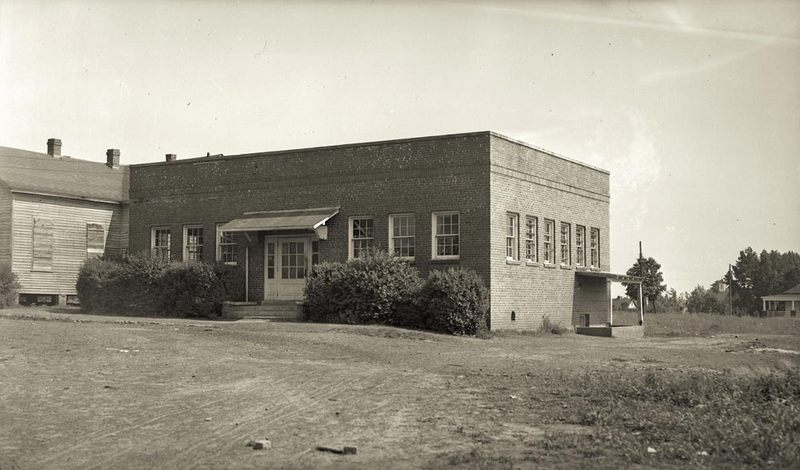 Agricultural Building of the Berry O'Kelly School