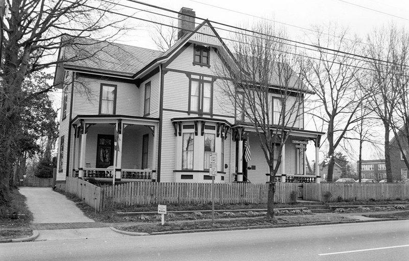 Gray-Fish-Richardson House, 1994