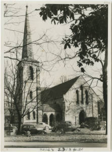 Christ Episcopal Church, 1920-1940s