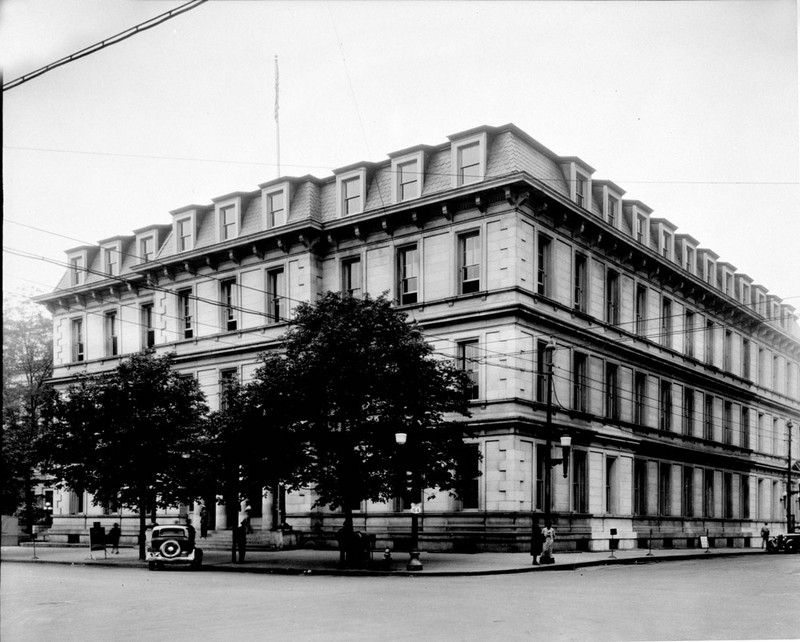 Federal Building (Century Post Office), date unknown