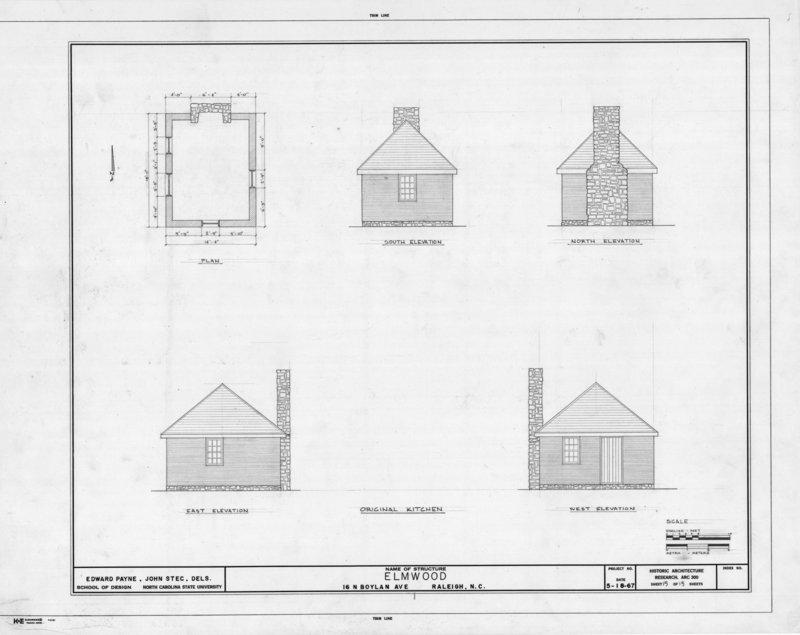 Elmwood, 1813