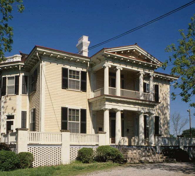Lewis-Smith House, 1980