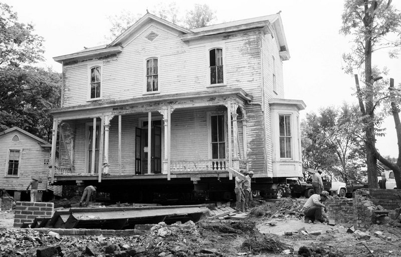 Leonidas R. Wyatt House, 1990