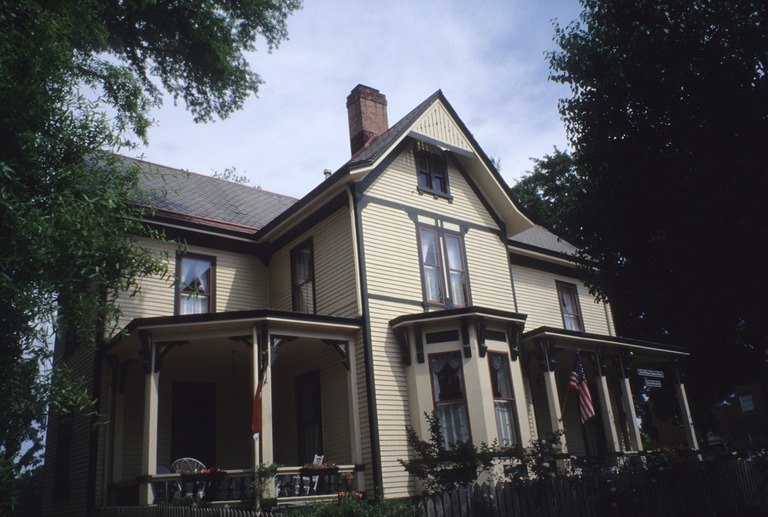 Gray-Fish-Richardson House, date unknown