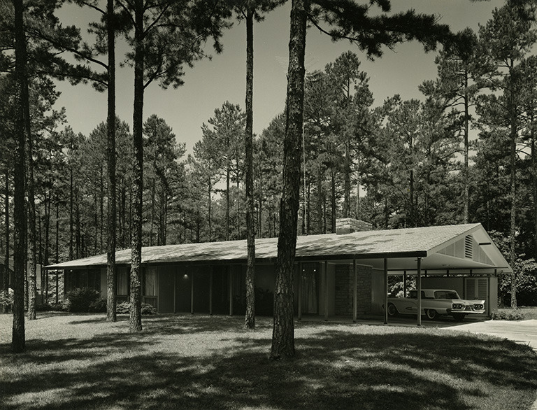 Paul and Elsie Stahl House, date unknown