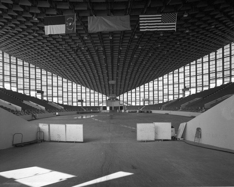 J.S. Dorton Arena, 1975