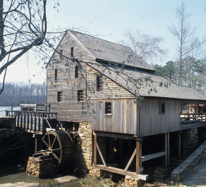 Yates Mill, 1980